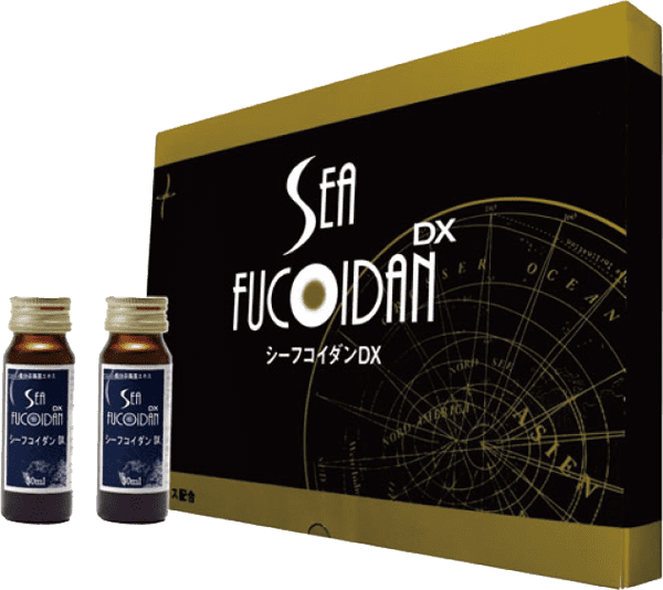Sea Fucoidan DX trial set