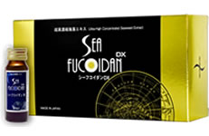 Sea Fucoidan DX 30ml × 10 seafucoidandx