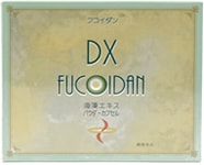 DX フコイダン カプセル seafucoidan capsule