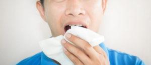 口腔癌清潔不當,當心放射性骨組織壞死(口腔がん術前の不十分な洗浄により、放射線性骨壊死に繋がる可能性。)