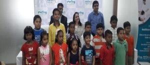 Blood cancer survivor meet organised on Children's Day(血液がん生存者 子供の日の催しに集う)