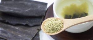 日本最古のインスタント飲料 昆布茶