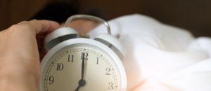 あなたの睡眠時間は?