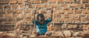 アフリカの子供たちを救うために。